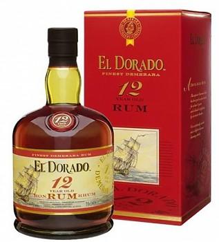 EL DORADO 12Y 0,7l 40% obj.
