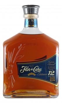 FLOR DE CANA 12Y 0,7l 40% obj.