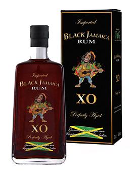 BLACK JAMAICA XO 0,7l 40% obj.