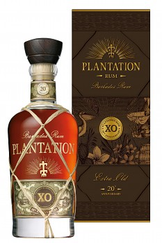 PLANTATION  20th ANNIVERSARY 0,7l