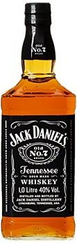 JACK DANIEL'S 1l 40% obj.