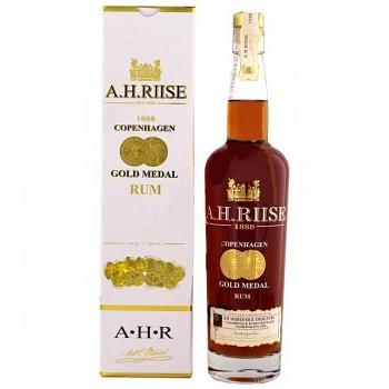 A.H. RIISE 1888 GOLD MEDAL 0,7l 40% obj.