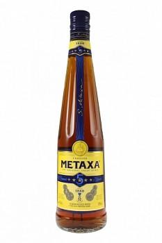 METAXA  5* 0,7l 38% obj.
