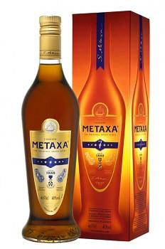METAXA  7* 1l 40% obj.