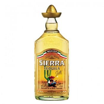 SIERRA GOLD REPOSADO 0,7l 38% obj.