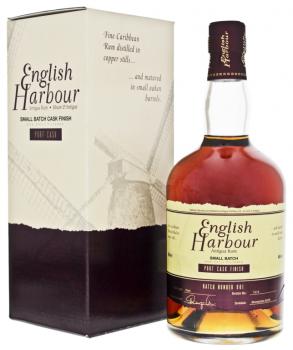 ENGLISH HARBOUR PORT CASK 0,7l 46% obj.