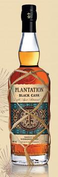 PLANTATION BLACK CASK B&F/EDD18 0,7l 40%