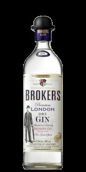 BROKER'S DRY GIN 0,7l 40% obj.