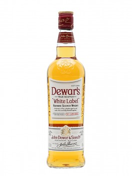 DEWAR'S  WHITE LABEL 0,7l 40% obj.
