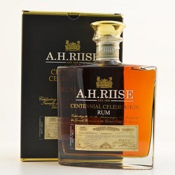 A.H. RIISE CENTENNIAL 0,7l 45% obj.