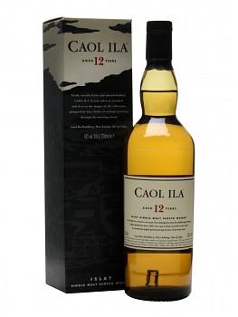 CAOL ILA 12Y 0,7l 43% obj.