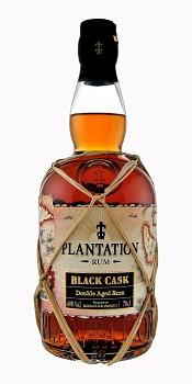 PLANTATION BLACK CASK B&J/EDD19 0,7l 40%