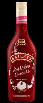 BAILEYS RED VELVET CUPCAKE 0,7l 17% obj.