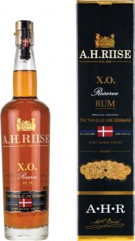 A.H. RIISE XO BLUE LINE 0,7l 40% obj
