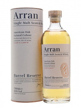 ARRAN MALT BARREL RESERVE 0,7l 43% obj.