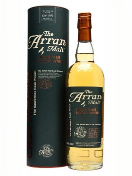 ARRAN SAUTERNES CASK FINISH 0,7l 50% obj