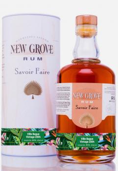 NEW GROVE 2004 VILLE BAGUE 0,7l 45% R.E
