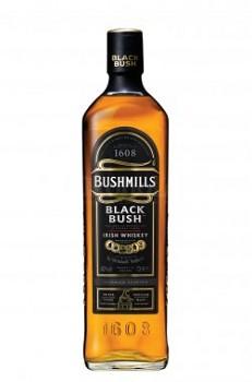 BUSHMILLS BLACK BUSH 1l 40% obj.
