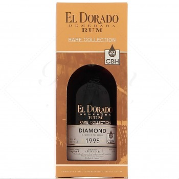 EL DORADO 1998 DAIMOND 0,7l 55.1%obj R.E