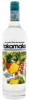 TAKAMAKA PINEAPPLE LICOR 0,7l 25% obj.
