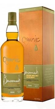BENROMACH ORGANIC 2010 0,7l 43% obj. R.E