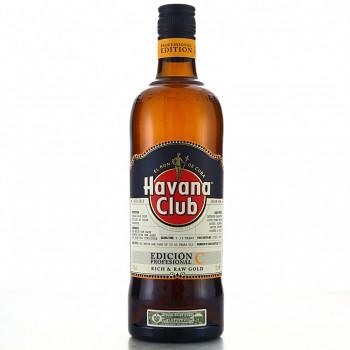 HAVANA CLUB PROFESIONAL ED. C 0,7l 50%