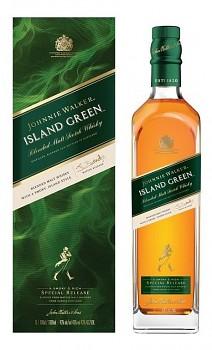 JOHNNIE WALKER ISLAND GREEN 1l 43% obj.