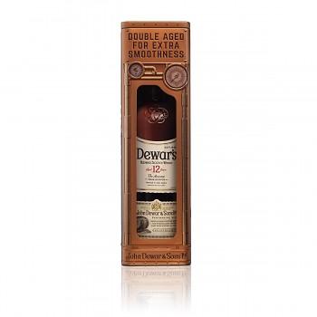 DEWAR'S  12Y 0,7l 40% obj.TINBOX
