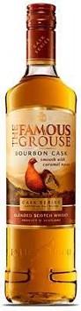 FAMOUS GROUSE  BOURBON CASK 1l 40% obj.
