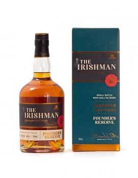 THE IRISHMAN FOUNDERS CASK FINIS.0,7l46%
