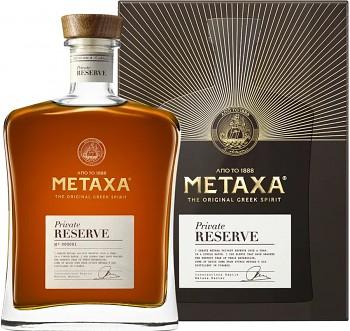 METAXA PRIVATE RESERVE 0,7l 40% obj.